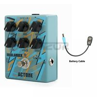 Caline Pedal CP-56 AC Tone Guitar Effect Pedal AC30 Amplifier with True Bypass