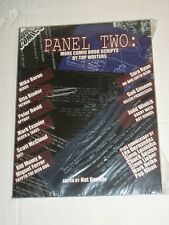 About Comics Panel Two: MORE COMIC BOOK SCRIPTS Top Writers TPB Trade Paperback