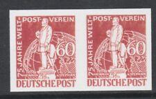 Alemania Berlín 3213 - 1949 UPU IMPERF par-un Maryland falsificación sin usar