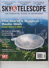 Sky & Telescope Feb 2017 Essential Guide To Astronomy Biggest Radio Dish