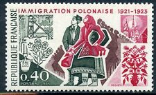 STAMP / TIMBRE FRANCE NEUF LUXE N° 1740 ** IMMIGRATION POLONAISE