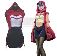Hot JoJo/'s Bizarre Adventure Foo Fighters Uniform Cosplay Costume jumpsuit