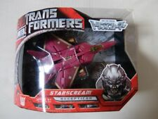 Transformers STARSCREAM LE SPECIAL COLORVERSION Toshiba NEW unopened Rare!
