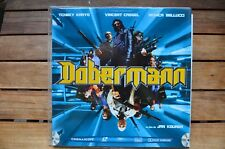 DOBERMANN Vincent Cassel  - NEW LaserDisc - FREE Post - mmoetwil@hotmail.com