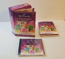 Hallmark Card Studio Deluxe 2014 PC DVD-Rom Windows XP Vista 7 8 Free Shipping