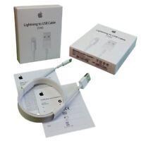 Original Apple Lightning 1M Ladekabel USB Datenkabel iPad iPod Für iPad Air2