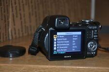 Sony Cybershot Super Steady Shot 7.2 Megapixel Digital Still Camera DSC-H5