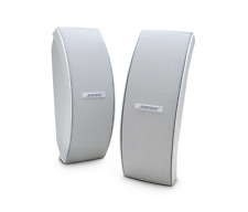 Bose 151-SE ENVIRONMENTAL SPEAKERS Full Stereo Sound, Weather-Resistant WHITE