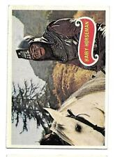 PLANET OF THE APES MOVIE CARD NO 62 HAIRY HORSEMAN  TOPPS EX 5095