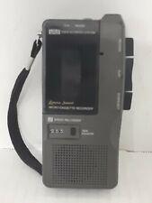 Lenoxx Sound Micro Cassette Recorder Model CT-21