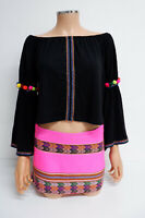pitusa Outfit Skirt Size Xs And Tunic Top Size One Size Women's VGC