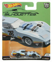 Hot Wheels Car Culture 2019 Silhouettes '76 Greenwood Corvette - # 2/5 In Stock