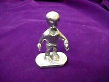 Pewter Alien