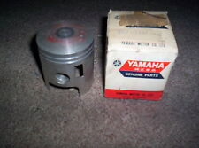 Vintage Snowmobile Yamaha 1969 SL396 STD Bore Piston NOS NEW OEM 807-11631-00-96