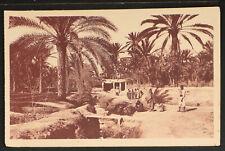 M 64 ALGERIA/ALGER -GABÈS, Marabout Dans L'Oasis de Menzel