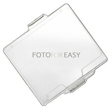 LCD Hard Monitor Hood Screen Protector Cover for Nikon D800 D800E Camera BM-12