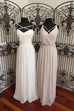 V124 HALEY PAIGE OCCASIONS 5623 CANDELIGHT SZ 10  $330 #3396 FORMAL GOWN DRESS