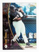 Frank Thomas/Albert Belle #M4 (1998 Topps Finest) Mystery Insert, White Sox, HOF