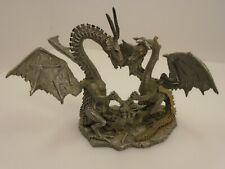 """Ral Partha Dragon Figurine """"Make A Wish"""" Bob Olley 1996 Usa Fantasy Pewter Piece"""