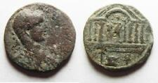 ZURQIEH -as8849- PHOENICIA. TYRE. ELAGABALUS AE 26