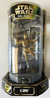 Star Wars Epic Force C-3PO Rotating 360 Figure Kenner Collection 1997