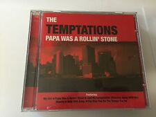 Temptations Papa Was A Rollin Stone CD 2007 827139202729