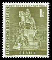 EBS Berlin 1956 Townscapes - 1 DM - Michel 153 MNH**