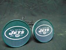 Official NFL New York Jets mini speakers for IPOD & other devices logo on them