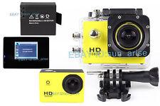 A07 SJ4000 12MP HD 1080P Car Cam Helmet Sports DV Action 30M Waterproof Camera
