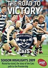 AFL- 2009 THE ROAD TO VICTORY - SEASON HIGHLIGHTS -  GEELONG CATS- ALL REGIONS