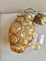 Lanterne vénitienne Lustre Murano? Cage  Venitian Lantern Venezianische Laterne