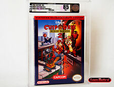 Chip N Dale Rescue Rangers 2 Nintendo NES Brand New Sealed VGA 85 Archival SNES