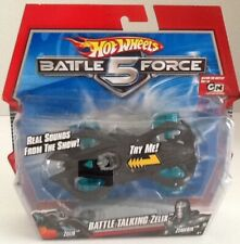 Hot Wheels Battle Force 5 Battle Taking Zelix