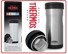 ❤ Thermos Tea Tumbler with Infuser 350ml Insulated Leakproof Travel Mug Flask ❤