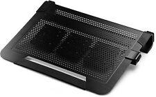 Cooler Master NotePal U3 Plus Cooling Pad Aluminum Laptop Notebook Fans Stand