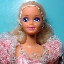 Menta Muñeca Barbie 1990 Elegancia Noche Sin Caja