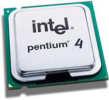 Intel Pentium 4 CPU 3,0 GHz 1024kb caché 800 fsb sl7pu socket plga 775 HT #o319