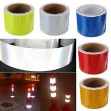 5×300cm Reflektorband Reflektorband Selbstklebend Warnaufkleber Reflektorfolie