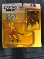 1996 NHL Starting Lineup Sergei Federov Hockey Action Figure SLU *Noles2148*