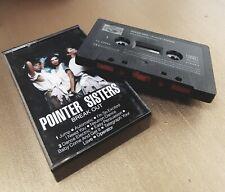 POINTER SISTERS / BREAK OUT / UK CASSETTE 1983