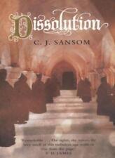Dissolution (The Shardlake Series),C. J. Sansom- 9781405005579