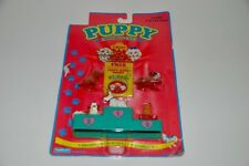 Hasbro Puppy In My Pocket  Puppy Collection 1994 9125/9111 New Old Stock
