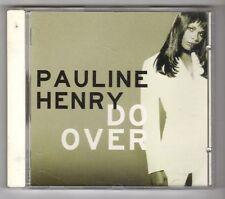 (GY865) Pauline Henry, Do Over - 1996 CD