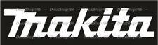 Makita Tools - Cars/SUV/Truck/Toolbox Vinyl Die-Cut Peel N' Stick Decal/Sticker