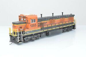 Atlas Trainman HO Gauge - DCC SOUND #10 000 583 NRE Genset BNSF 1255 Diesel