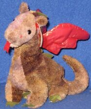 TY SCORCH the DRAGON BEANIE BABY - MINT with TAG - SEE PICS