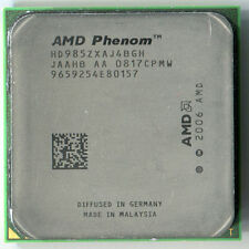 AMD Phenom X4 9850 Black Ed. socket AM2+ CPU HD985ZXAJ4BGH 2.5 GHz quad core