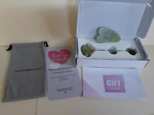 Roselyn boutique anti-aging jade roller and gua sha set