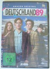 Deutschland 89 - 3 DVD - Amazon Original 2020