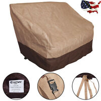 Waterproof Outdoor Patio Loveseat Wicker Chairs Cover Furniture Protection New